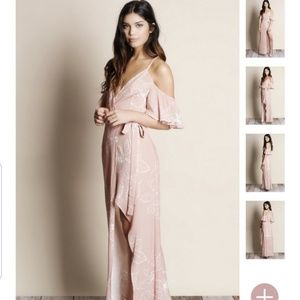 Bare Anthology Wrap Dress